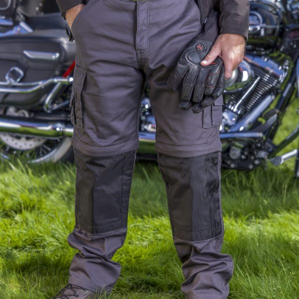 Zip off Kevlar lined Cargo pants