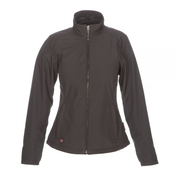 Ladies battery heated jacket