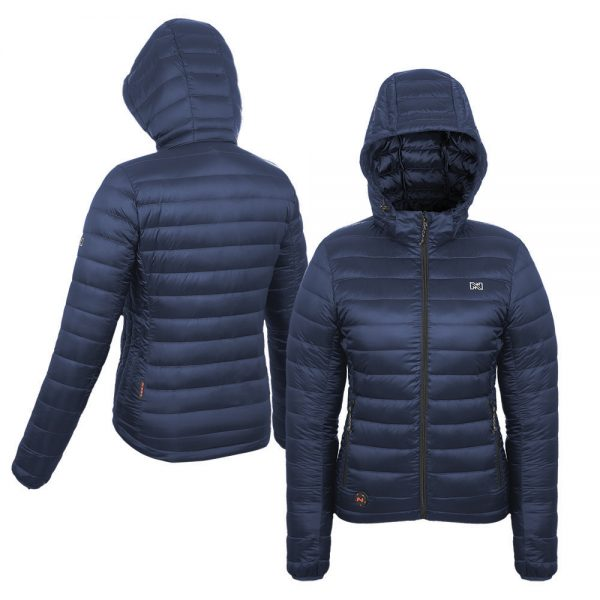 2018_Mobile_Warming_Heated_Apparel_Womens_12_Volt_Bluetooth_Ridge_Jacket_Navy_Combo_MWJ18W07