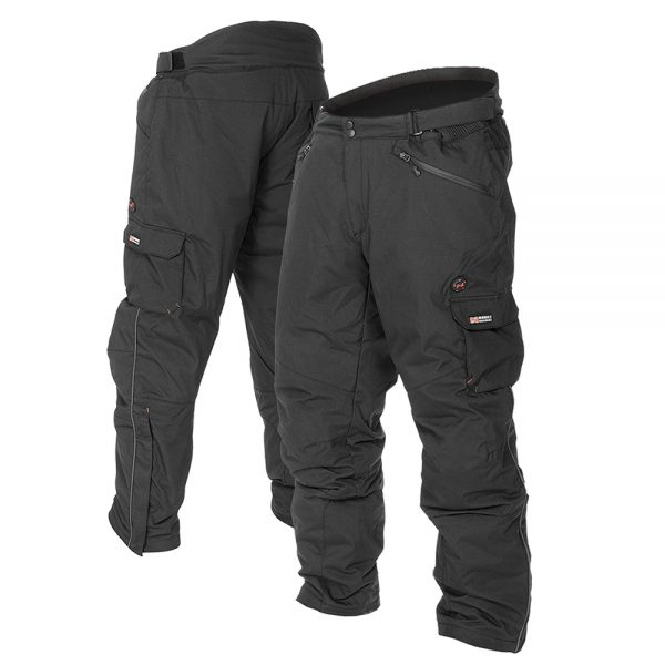 2018_Mobile_Warming_Heated_Motorcycle_Apparel_Dual_Power_Unisex_Pant_Black_Combo_MWP16M01