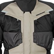 2018_Fieldsheer_Motorcycle_Gear_Mens_Tour_Vented_Textile_Jacket_Dark_Khaki_CU_Vent_Panels_Open_FSJ16M16_600x
