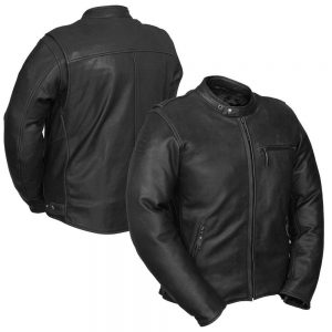 Fieldsheer Leather_Mens_Deuce_Black_Combo