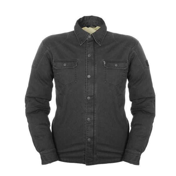 Mens_Bonneville_Kevlar_shirt_Black_Front_FSJ18M18